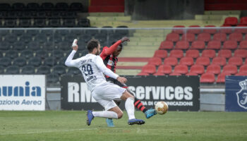 Serie C: Stagione 2020-2021 – Le foto di Foggia-Viterbese