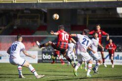 Il Foggia non sa più segnare, con la Vibonese termina 0-0