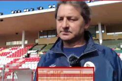 Mister Bruno Caneo alla vigilia di Turris – Foggia