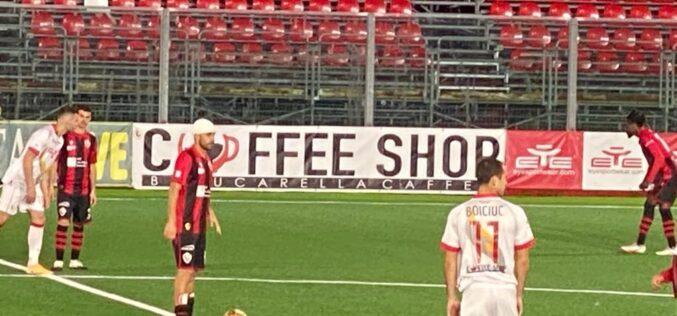 Il Foggia ritrova il miglior Curcio, il gol e la vittoria. Con la Turris termina 1-3