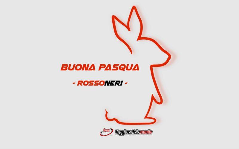 Buona Pasqua da foggiacalciomania.com