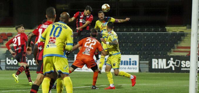 Cala il sipario sulla regular season. Foggia-Catania 2-2 ed è 9° posto in classifica