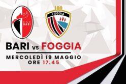 Bari-Foggia in diretta Raisport