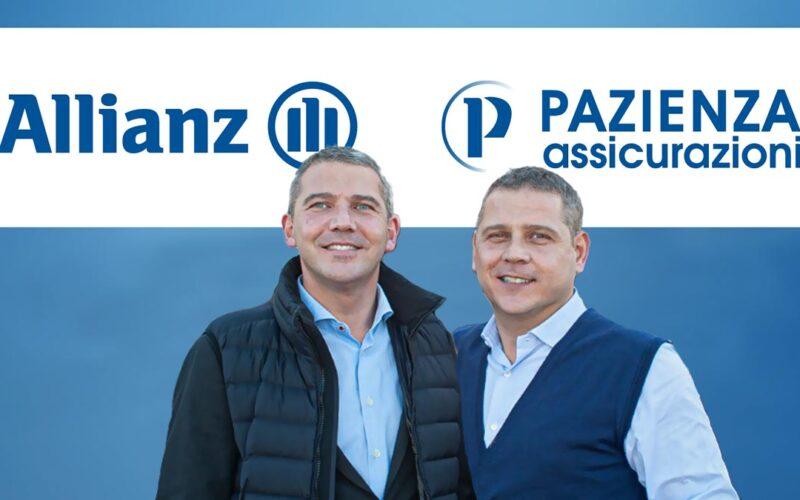 Un grande impegno per un… grande sponsor. L'Allianz Pazienza completa in anticipo il pagamento