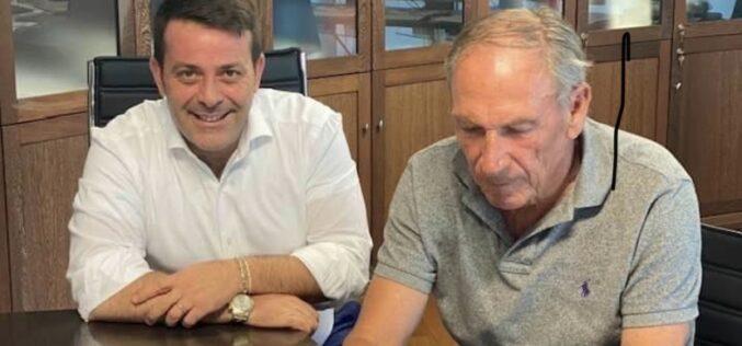 Ufficiale: Zeman è il nuovo allenatore del Foggia