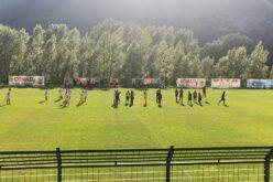 Il Foggia a Saint-Vincent – 11 Arriva Rocca e Vincenzo Cangelosi ricorda Franco Mancini
