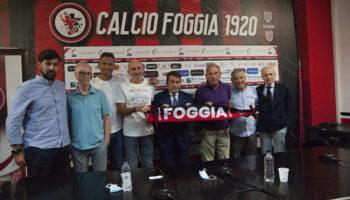 Fotocronaca presentazione organigramma stagione 2021-2022