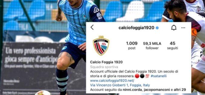 Foggia, Jacopo Manconi e quell'indizio social…