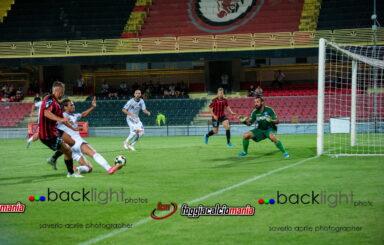 Serie C: Stagione 2021-2022 – Coppa Italia, Foggia-Paganese