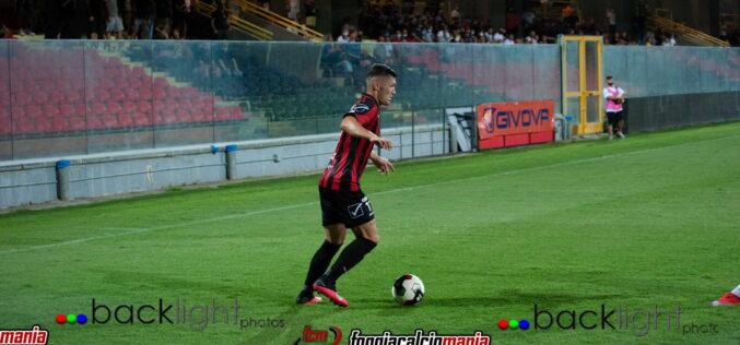 Pari amaro del Foggia a Viterbo. Con il Monterosi i rossoneri non vanno oltre lo 0-0