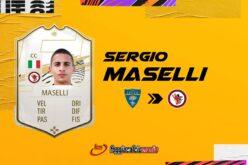 Sergio Maselli è del Foggia