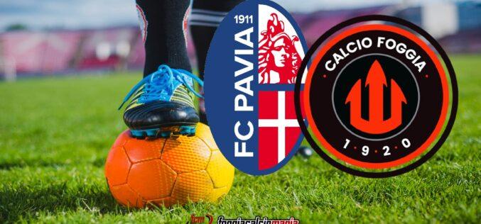 Pavia-Foggia finisce 0-2. Basta Merola per conquistare la vittoria