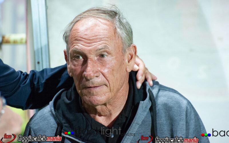 """Zeman: """"Con la voglia non si vince, bisogna vincere insieme"""""""