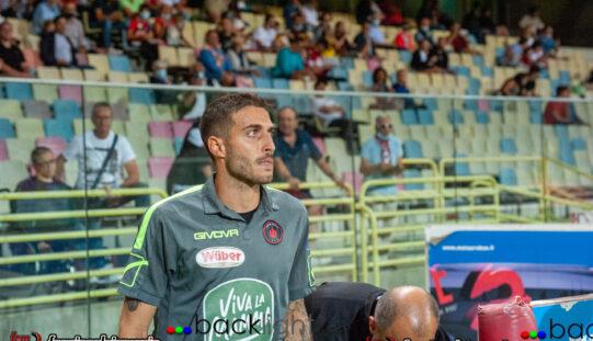 """Alastra: """"Rigore dubbio, ora testa alla Juve Stabia"""""""
