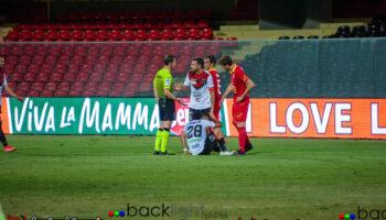 Serie C: Stagione 2021-2022 – Coppa Italia, le foto di Foggia-Messina