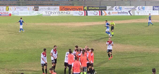 Flash Goal: Fidelis Andria-Foggia 0-3 Tris rossonero