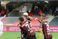 Flash Goal: Foggia-Taranto 1 – 1 Pari e patta contro i rossoblu