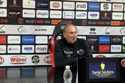 """Foggia-Taranto, Zeman: """"Stanchi dopo il derby"""". Parole al miele di Laterza verso il tecnico boemo"""